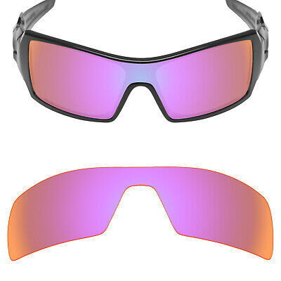 e6a22209c4b7 MRY POLARIZED Replacement Lenses for-Oakley Oil Rig Sunglasses Cobalt Rose