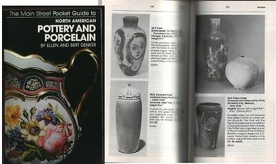 Colour Guide to American Historical Pottery & Porcelain. Collectors Items