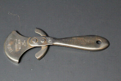 Rare Antique Triumph Fruit Can Jar Wrench Forbes Chocolate Co Cleveland Ohio