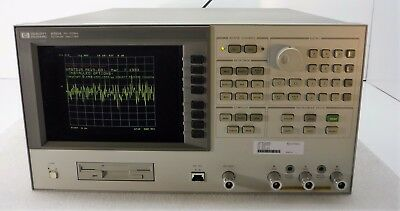 HP Agilent 8751A Network Analyzer 5Hz to 500MHz - TESTED - Ships Today!
