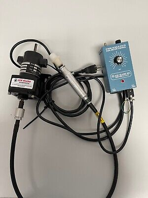Ace Glass Variable Speed Reversible Overhead Stirrer & Dual Motor Control