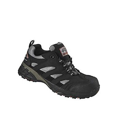 Rock Fall TC130 Maine 10 Safety Trainer - Black