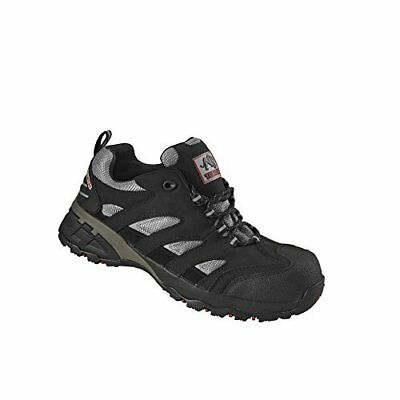 Rock Fall TC130 Maine 13 Safety Trainer - Black