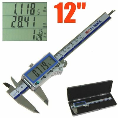 "Digital Caliper Bluetooth Data 12""/300mm Absolute Origin IP54 Protection iGaging"
