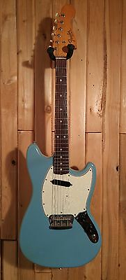 1966 Fender Musicmaster II Daphne Blue all original