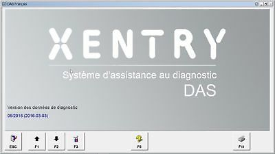 Xentry OpenShell Pass 06/2016 + patch 3.1-DAS & Xentry keygens