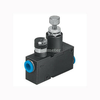 H● FESTO LRMA-QS-6 Pressure Regulator 153496