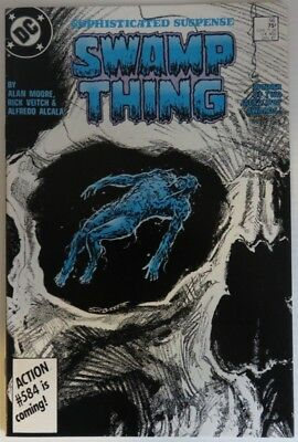 1986 Swamp Thing #56  -   Vf                      (Inv15436)