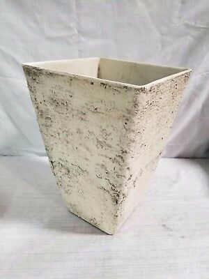 Stone Light Antique AD Series Cast Stone Planter (Pack Of 2) Country White