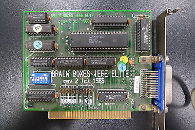 Brain Boxes PC IEEE488 Radio Spares Interface Card KT86T Rev 2