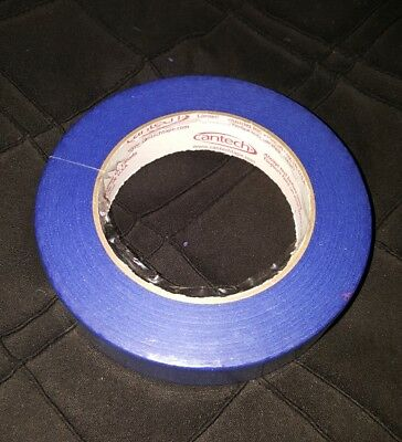 Painters Masking Tape Decorative Adhesive 24mm×50m Blue (NEW)..