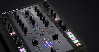 Traktor Z2 Faceplate, Native Instruments, Neu, Ovp!!!