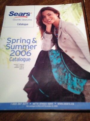 2006 Sears Spring And Summer Catalog