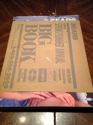 1993 Sears Spring And Summer Annual Big Book Catalog