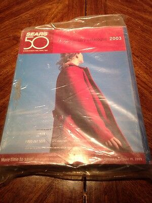 2003 Sears 50 Year Anniversary Catalog Special Edition