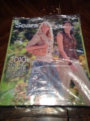 2010 Sears Spring And Summer Catalog