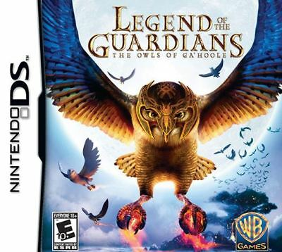 Legend Of The Guardians: The Owls Of Ga'Hoole Nintendo DS/Lite/DSi/XL/3DS NEW