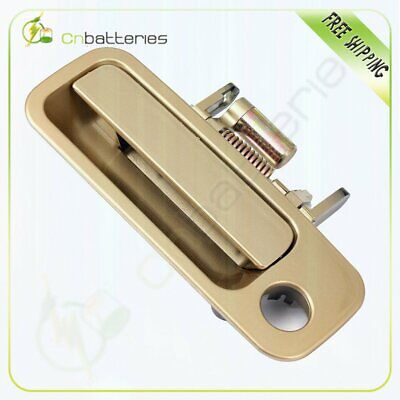 For 97-01 Toyota Camry Gold Exterior Front Left Driver Side LH Door Handle