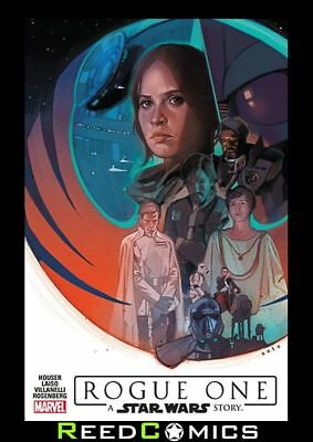 STAR WARS ROGUE ONE ADAPTATION GRAPHIC NOVEL Collects 6 Part Series + One Shots
