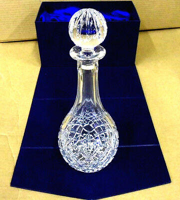 Rozeeca Deluxe Lead Crystal Whisky,  Wine,  Liquor,  Decanter