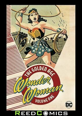 WONDER WOMAN THE GOLDEN AGE VOLUME 1 GRAPHIC NOVEL New Paperback (392 Pages)