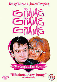 Gimme, Gimme, Gimme The Complete First Series [DVD] [1998], Very Good DVD, Kathy
