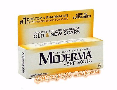Mederma Advanced Skin Care For Scars +SPF30, (0.7 OZ), EXP:07/2018, #S015