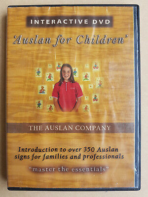 Auslan for Children DVD