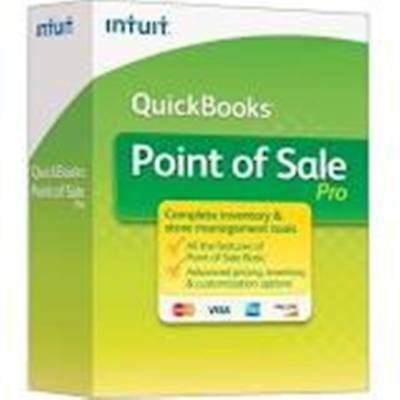 Intuit QuickBooks Point of Sale Pro 2013 V11 2-User New unregistered download