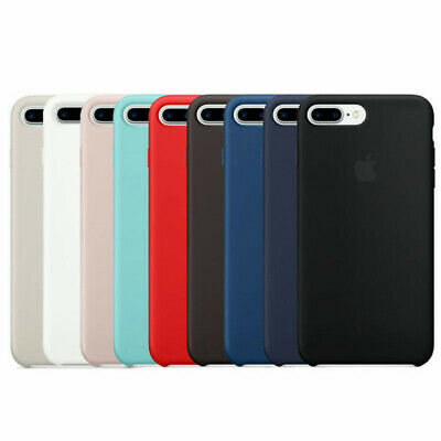 NEU ORIGINAL APPLE Silikon Schutzhülle iPhone 6s 6s 7 8 Plus silicone case Hülle