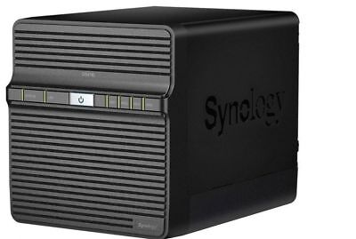 Synology DiskStation DS416j  NAS-4 Bay-Dual Core 1.2Ghz