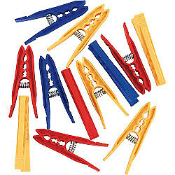SupaHome Plastic Clothes Pegs 78mm Pack of 50