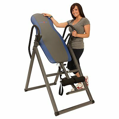 Ironman Essex 990 Inversion Table NEW Heavy Duty Steel Frame Gym Fitness 5501