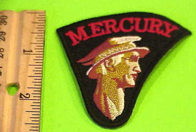 Mercury ( Ford Lincoln) Vintage Patch  New   Free Shipping  !!!