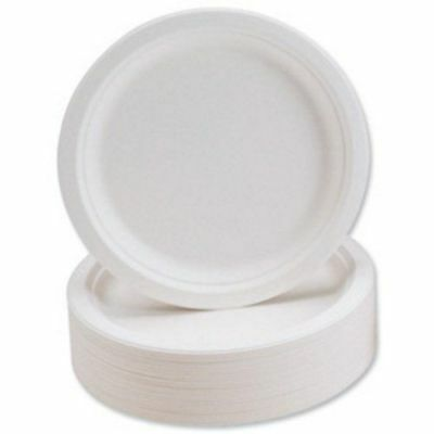RY 3864 Super Rigid Plate, 9 inch - Pack of 50
