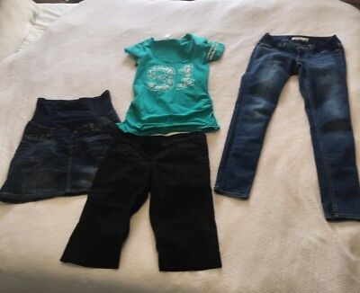 Maternity clothes bundle XS (Ripe, Just jeans)