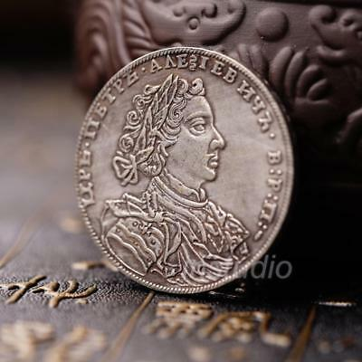 Russian Avatar Ancient Silver Coins Commemorative Coin Nice Gift
