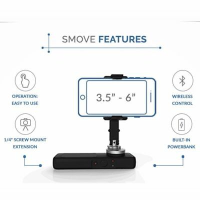 SMOVE - Smartphone Stabiliser & Powerbank in One