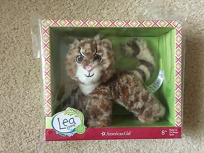 "American Girl Lea Margay Cat Pet GOTY 2016 New in Box for 18"" Doll"