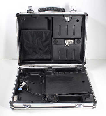 Dicota Technicker Koffer Laptop mini Drucker Akten Werkzeug Suitcase Flight case