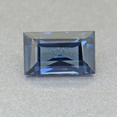 Natural Untreated RARE Cobalt Blue Spinel 1.44 Ct.(01150) Collectors