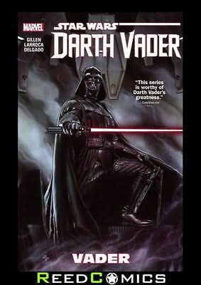 STAR WARS DARTH VADER VOLUME 1 VADER GRAPHIC NOVEL Paperback Collect (2015) #1-6