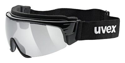 Uvex Cross Shield II Small Pro - black