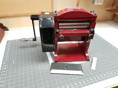 Weaver Leather Master Tools Leather Splitter 8 inch Hand Crank