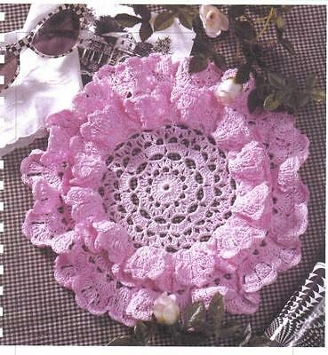 Heirloom Lace Crochet Pattern Choice Image Knitting Patterns Free