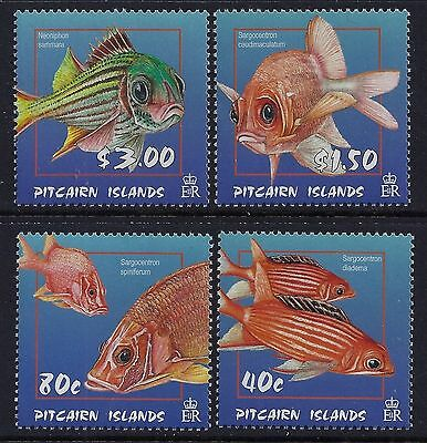Pitcairn Islands 2003 Squirrel Fish MNH