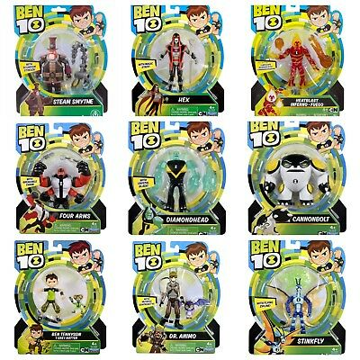 BEN 10 Action Figures With Accessory CN Toy 10 cm - Wide Range  ~NEW ADDED~