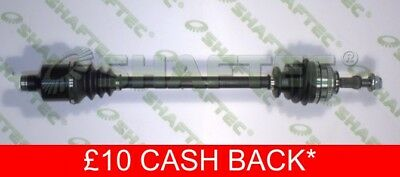 RENAULT KANGOO FC0 1.4 Drive Shaft Front Right 97 to 08 Auto Driveshaft Shaftec