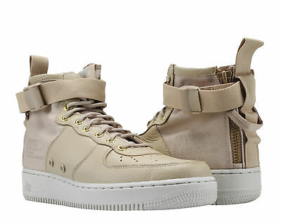 5aaa8e787ab Nike SF AF1 Air Force 1 Special Forces Mushroom Bone Men s Shoes 917753-200