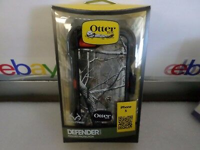 Otter Box REALTREE Defender Series Case for iPhone 5